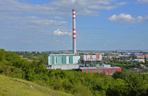 spalovna odpadů Brno