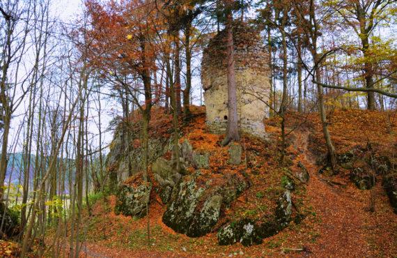 hrad holstejn