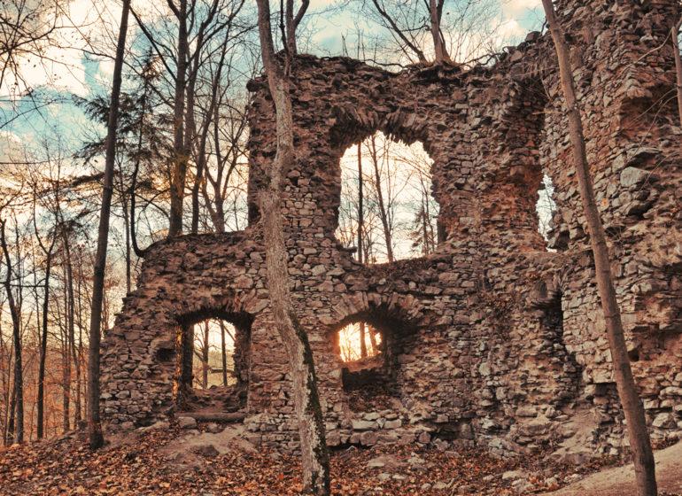 hrad blansek