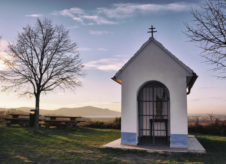 kaple sv floriana-zajeci