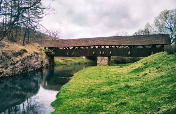 černvír-dřevěný-most