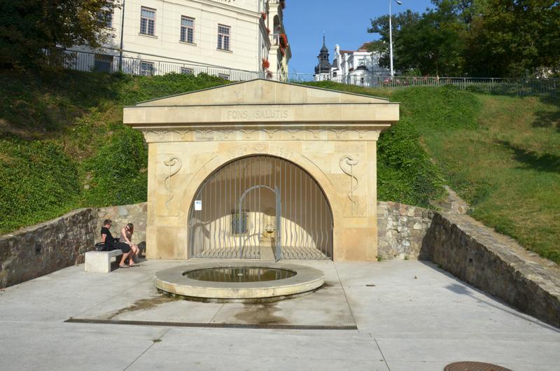 park Studánka